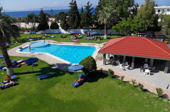 Matoula Beach Hotel Rhodos